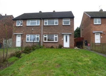 Thumbnail 3 bed semi-detached house for sale in Mounts Close, Madeley, Telford