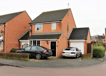 Thumbnail 3 bed link-detached house for sale in Ridings Close, Asfordby, Melton Mowbray