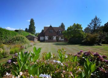 Thumbnail 4 bed detached house to rent in Hogback Wood Road, Beaconsfield