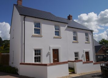 Thumbnail 3 bed terraced house for sale in Great View, Chulmleigh