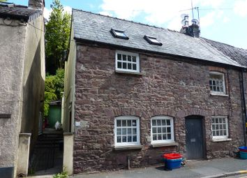 Thumbnail 2 bed end terrace house to rent in The Struet, Brecon