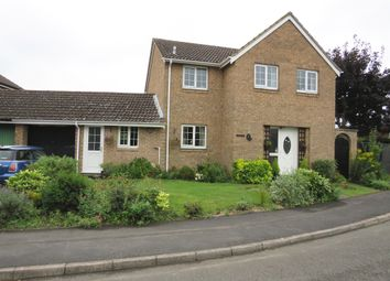 Thumbnail 4 bedroom detached house for sale in Atlantic Close, March