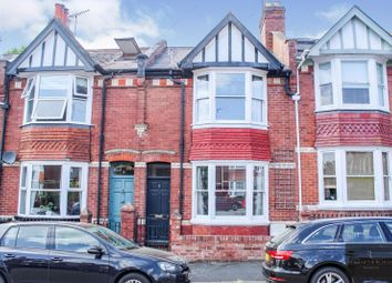 Thumbnail 2 bed terraced house for sale in West Grove Road, St. Leonards, Exeter