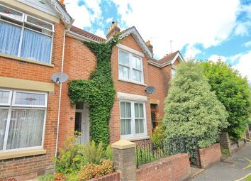 Thumbnail 2 bed terraced house for sale in Canford Road, Poole
