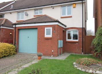 Thumbnail 3 bed semi-detached house to rent in Waterside Drive, Chichester