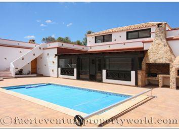Thumbnail 7 bed villa for sale in Casillas De Morales, Fuerteventura, Canary Islands, Spain