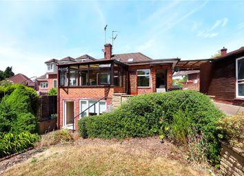 Thumbnail Semi-detached bungalow for sale in Woodlands Road, Nash Mills, Hemel Hempstead