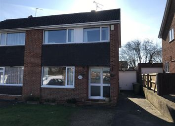 Thumbnail 3 bedroom semi-detached house to rent in Barnack Close, Trowbridge