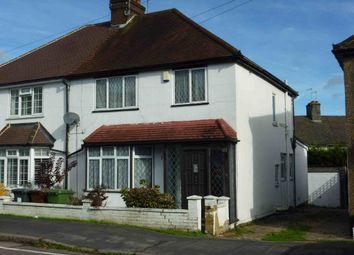 Thumbnail 3 bed semi-detached house to rent in Herkomer Road, Bushey