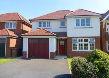 Thumbnail 4 bed detached house for sale in Daneshill Lane, Cadishead, Manchester, Greater Manchester