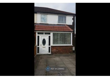 Thumbnail 2 bed semi-detached house to rent in Caldecott Road, Manchester