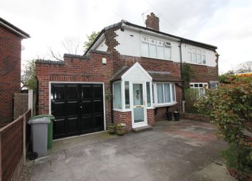 Thumbnail 2 bed semi-detached house for sale in Stretford Road, Urmston, Manchester