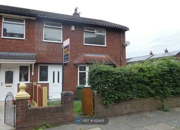 Thumbnail 3 bed end terrace house to rent in Leicester Avenue, Droylsden, Manchester