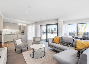 Thumbnail 3 bed property for sale in No.1, 18 Cutter Lane, Upper Riverside, Greenwich Peninsula