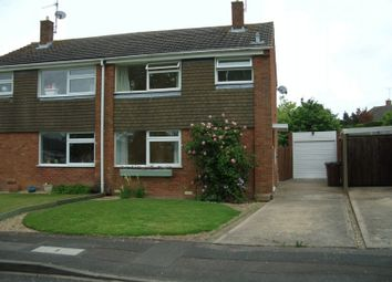 Thumbnail Semi-detached house to rent in Denley Close, Bishops Cleeve, Cheltenham