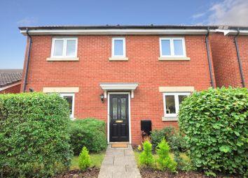 Thumbnail 3 bed detached house for sale in Barbastelle Walk, Trowbridge, Wiltshire
