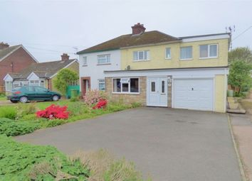 Thumbnail 4 bed semi-detached house for sale in Canterbury Road, Densole, Folkestone