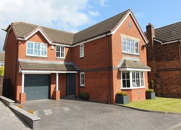 Thumbnail 4 bed detached house for sale in Scobell Street, Tottington, Bury
