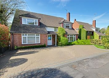 Thumbnail 4 bed property for sale in Kitswell Way, Radlett
