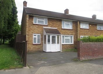 Thumbnail 3 bed end terrace house to rent in Great Benty, West Drayton