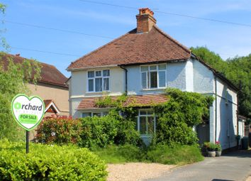 Thumbnail 2 bed semi-detached house for sale in Guildford Road, Lightwater, Surrey