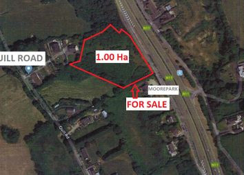 Thumbnail Land for sale in Moorepark, Kilmacanogue, Wicklow