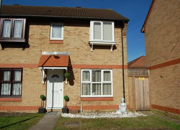 Thumbnail 3 bedroom end terrace house for sale in Underwood Road, Woodford Green