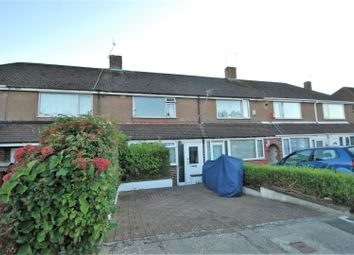 Thumbnail 2 bed terraced house for sale in Vicarage Gardens, Plymouth