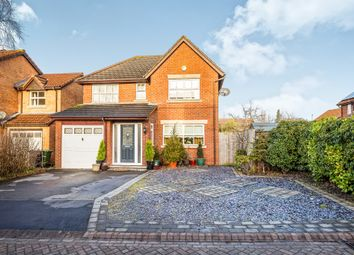 Thumbnail 4 bed detached house for sale in Pennington Close, Frodsham