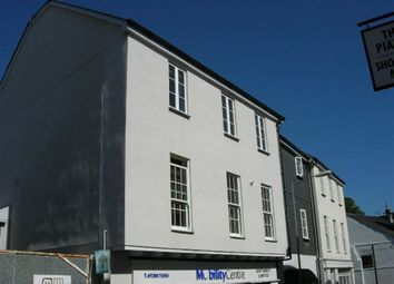 Thumbnail 2 bed flat to rent in Crockwell Street, Bodmin