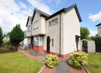 Thumbnail 2 bed semi-detached house for sale in Craggan Drive, Glasgow