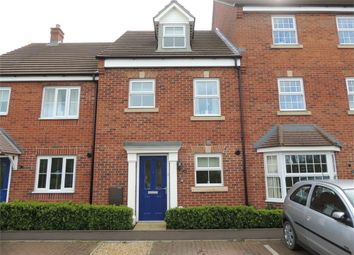 Thumbnail 3 bedroom terraced house for sale in Rushmeadow Crescent, Downham Market