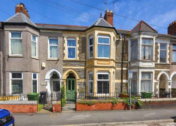 Thumbnail 4 bed property for sale in Brunswick Street, Canton, Cardiff