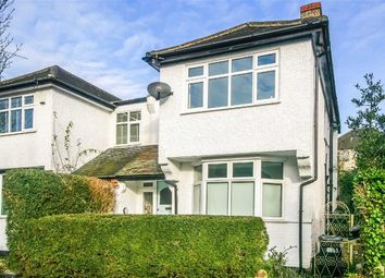 Thumbnail 3 bed semi-detached house for sale in Temple Road, South Croydon, Surrey