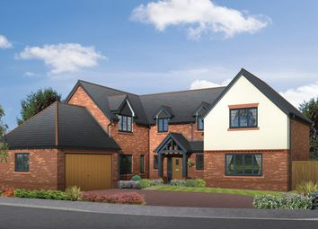 Thumbnail 5 bed detached house for sale in The Larches, Moor Lane, Wilmslow
