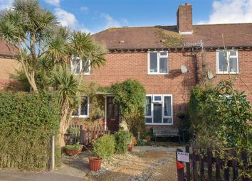 Thumbnail 3 bed end terrace house for sale in Bramber Road, Chichester, West Sussex