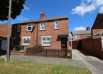 Thumbnail 2 bed semi-detached house for sale in Wellington Avenue, Wellfield, Whitley Bay