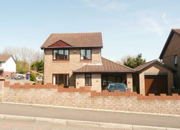 Thumbnail 3 bed detached house for sale in 14 Heol Penderyn, Brackla, Bridgend.