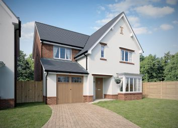 Thumbnail 5 bedroom detached house for sale in The Marklands, Markland Hill Lane, Bolton