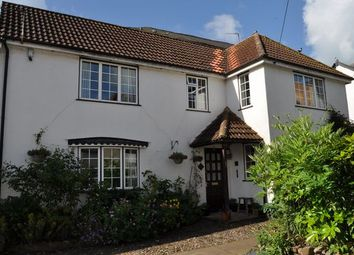 Thumbnail 3 bed terraced house for sale in Matthews Court, Cullompton
