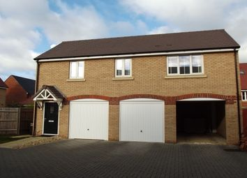 Thumbnail 2 bed property to rent in Chamberlain Park, Biggleswade