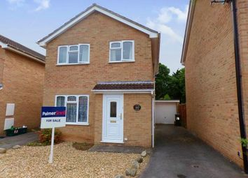 Thumbnail 3 bed detached house for sale in Magellan Close, Worle, Weston-Super-Mare
