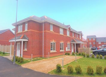 Thumbnail 3 bed end terrace house for sale in Otway Close, Liverpool