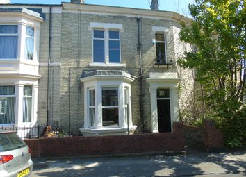 Thumbnail 1 bed flat for sale in Alma Place, North Shields