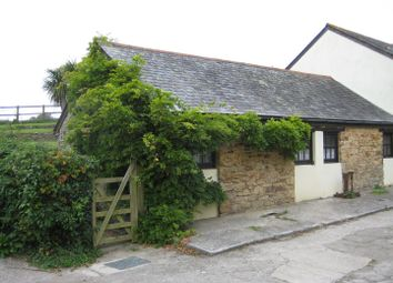 Thumbnail 1 bed cottage to rent in Lane, Newquay