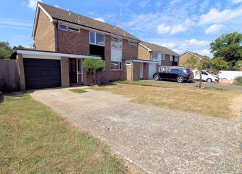 Thumbnail 3 bed semi-detached house to rent in Laburnum Way, Haywards Heath