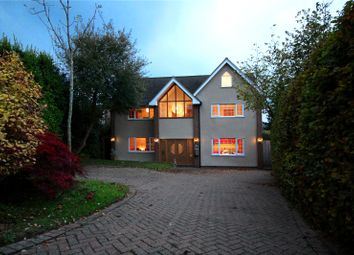 Thumbnail 5 bed detached house to rent in Harvest Hill, East Grinstead, West Sussex