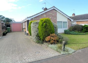 Thumbnail 2 bed detached bungalow for sale in Nursery Close, Acle