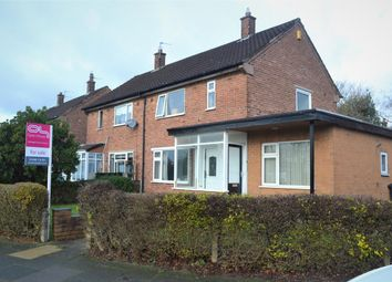 Thumbnail 2 bed semi-detached house for sale in Old Hall Road, Leftwich, Northwich