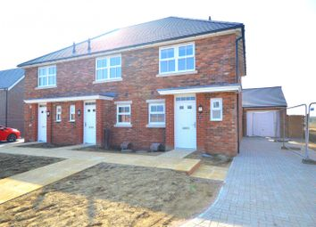 Thumbnail 2 bed semi-detached house to rent in Pynham Crescent, Broad Road, Hambrook